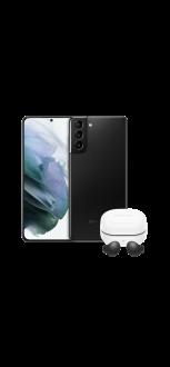 Samsung Galaxy S21+ - Cadeau