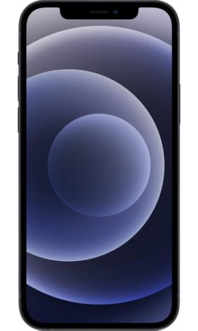 iPhone 12 black