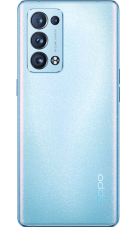 OPPO RENO6 PRO - 5G - 12+256G - Arctic Blue