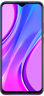 Xiaomi Redmi 9 purple