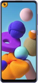 Samsung A21s - blauw