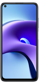 Xiaomi Redmi Note 9T -128GB- Black + Mi True Wireless Earphones 2 Basic - Wit